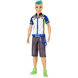 Barbie video game hero lalka Ken
