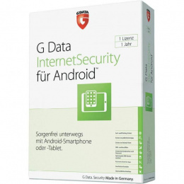 Licencja G Data Internet Security Android 1 Rok