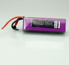 Akumulator modelarski TOP FUEL 22.2 V 2500mAh 40 C
