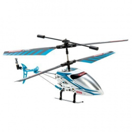 CARRERA RC 500002 HELICOPTER BLUE PAPY NIEBIESKI