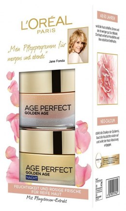 L'Oreal Paris Perfect Golden Age dzień i noc krem