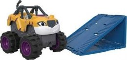 Fisher Price Monster Truck STRIPES Off-Road rampa